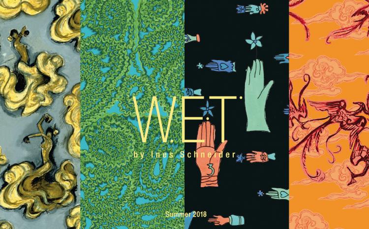 W.E.T. by Ines Schneider SS 2018…